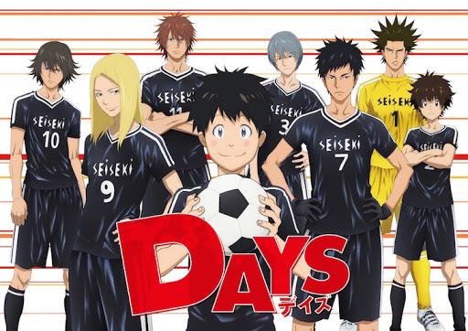 MAPPA se encargará de la adaptación televisiva animada del manga DAYS