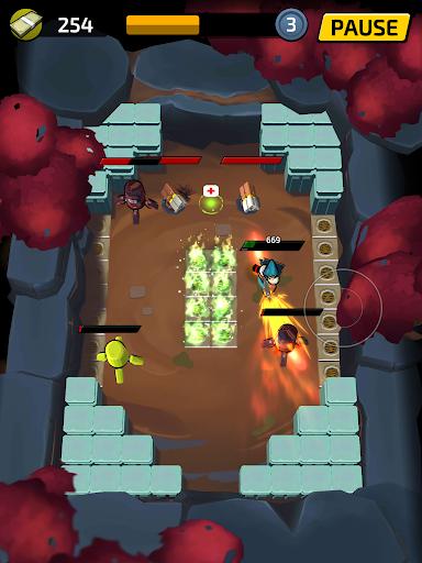 Impossible Space - Offline Adventure screenshots 21