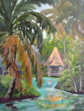 """Photo: """"The Perfect Hideaway"""" - Kona Village - 14"""" x 18"""" (available from artist)"""