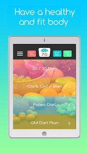 Be Fit - Health & Diet screenshot 4