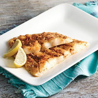 Tuscan Broiled Turbot.