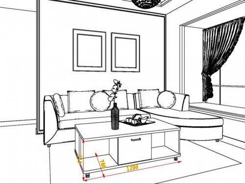 thiết kế phòng khách đẹp mắt