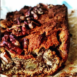 Apple, Walnut & Banana Bread