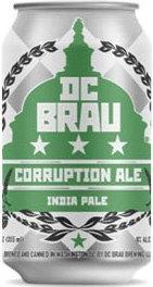 Logo of DC Brau The Corruption