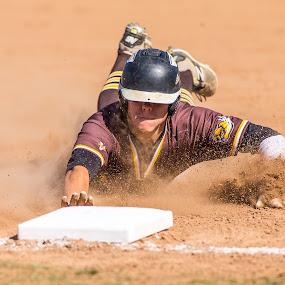 The Slide by Scott Padgett - Sports & Fitness Baseball