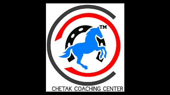 ChetakCoachingCenter CCc screenshot