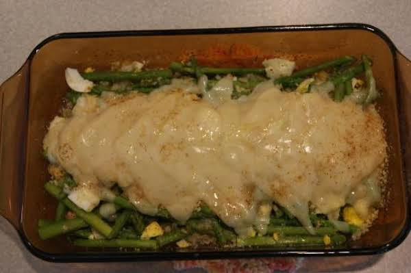 Scalloped Asparagus Recipe