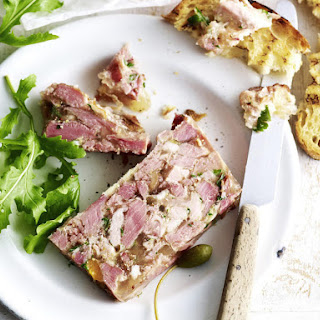 Ham, Mustard and Parsley Terrine