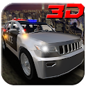Police Chase Street Crime 3D icon