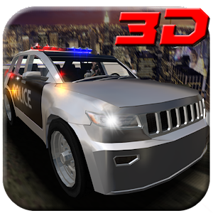 Police Chase Street Crime 3D for PC and MAC