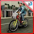 News Paper Delivery Boy Sim