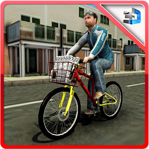 News Paper Delivery Boy Sim for PC and MAC