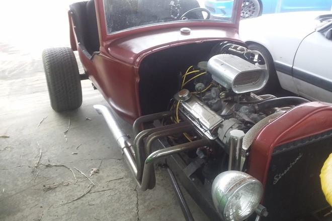 1930 Roadster Truck Hire LA