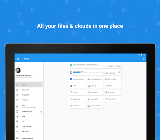 File Commander - File Manager & Free Cloud screenshot 9