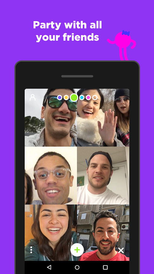 Houseparty - Beta- screenshot