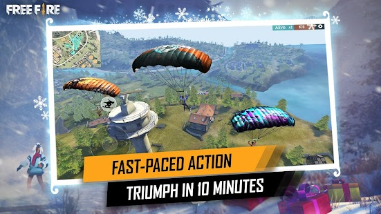 Garena Free Fire: Winterlands Screenshot