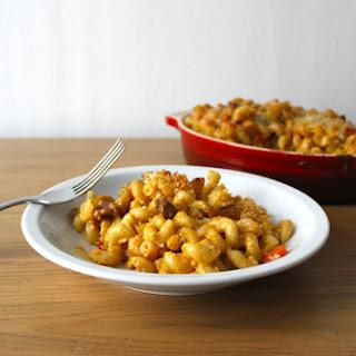 Jambalaya Mac and Cheese