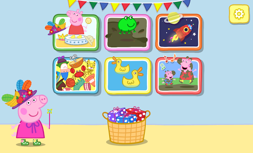 Peppa Pig: Golden Boots- screenshot thumbnail