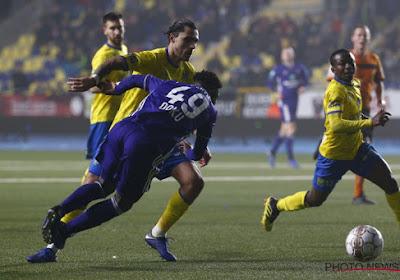 Le Top 3 des plus jeunes débutants en Jupiler Pro League cette saison est chamboulé : Jérémy Doku et Yari Verschaeren d'Anderlecht font leur entrée
