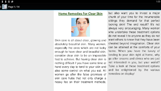 Home Remedies for Glowing Skin - náhled