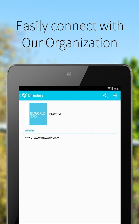 BbWorld 15 - screenshot