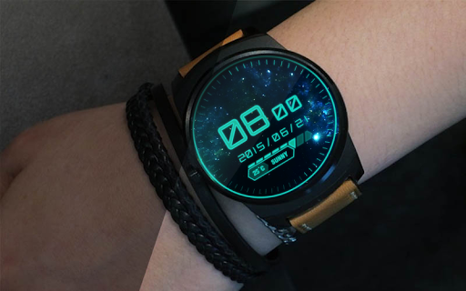 Zero Watch Face