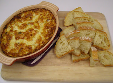 Crab-artichoke Dip Recipe