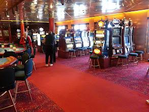 Photo: Casino on ms Ryndam