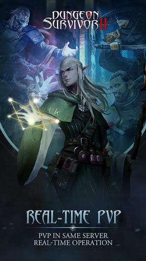 Dungeon Survivor II: Dark Tide apktram screenshots 5