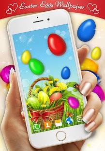 Easter Eggs Live Wallpaper - náhled