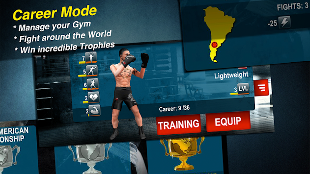World Boxing Challenge apk screenshot