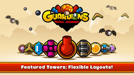 Guardians: Royal Journey screenshots 1