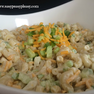 Deb's Summer Macaroni Salad.