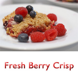 Fresh Berry Crisp