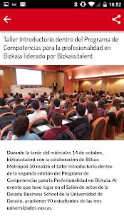 bizkaia:talent - náhled
