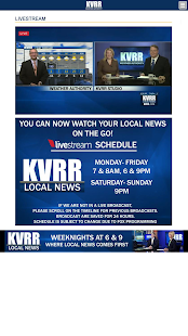 KVRR- screenshot thumbnail