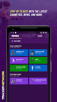 Fortnite Stats by Tracker Network
