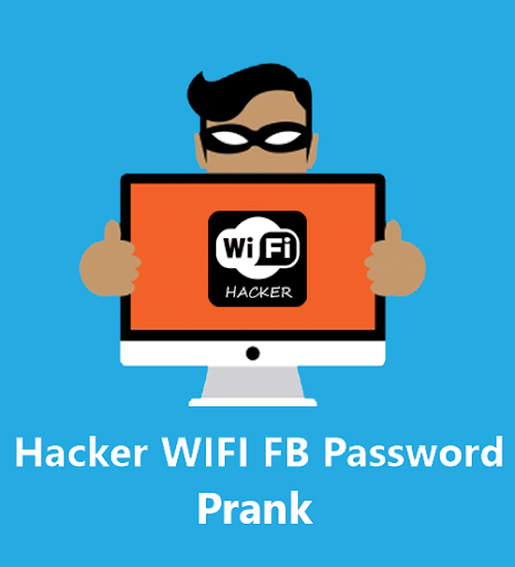 Hacker WIFI FB Password Prank