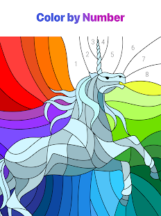 Color by Number - New Coloring Book - Apps on Google Play