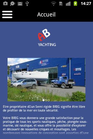 AB Yachting Brig