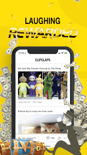 ClipClaps screenshot 3