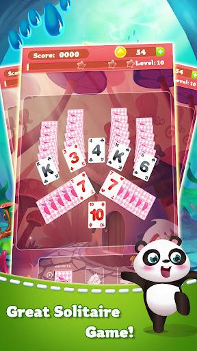 Panda Solitaire Match screenshots 1