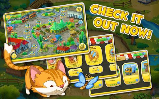 Jolly Days Farm: Time Management Game  screenshots 4