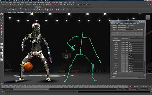 Maya For 3D Animation  screenshots 9