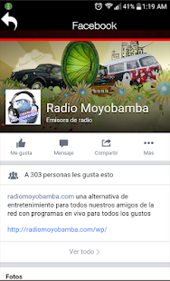 Radio Moyobamba- screenshot thumbnail