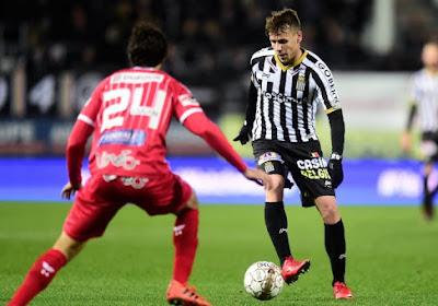 Charleroi : l'heure de Romain Grange ?