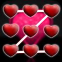 Heart Pattern Lock Screen icon