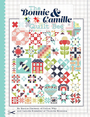 The Quilt Bee. Bok från Bonnie and Camille (16366)