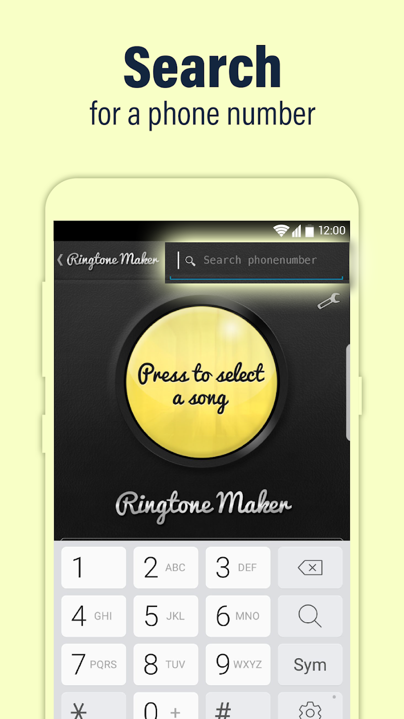 Call Ringtone Maker – MP3 & Music Cutter Screenshot 5