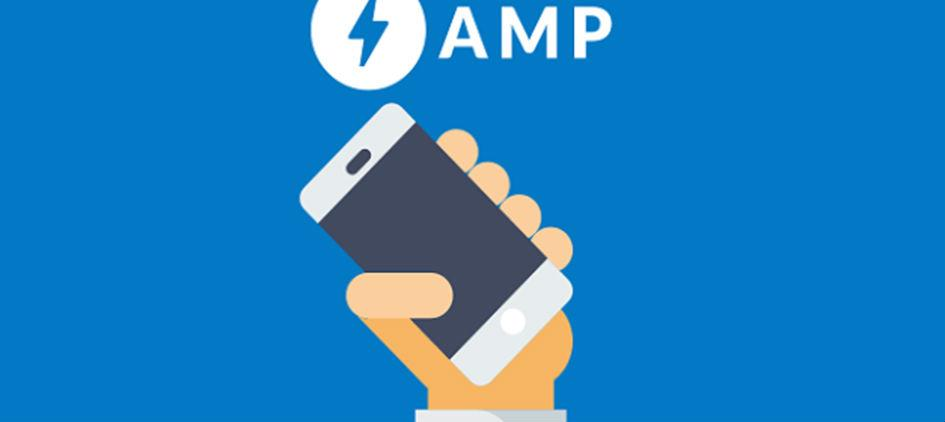 photo logo AMP avec mobile